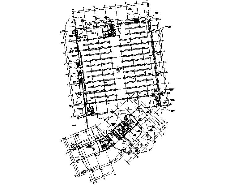 上海森兰国际给排水设计施工图