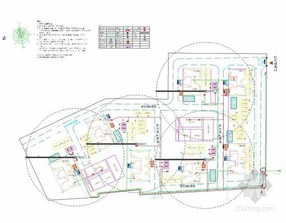 [广西]12米深基坑预应力锚索及挂网喷锚支护施工方案(附施工图)