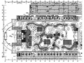 [武汉]自然静谧多主题度假山庄生态酒店餐厅施工图(含高清效果图,力荐!)