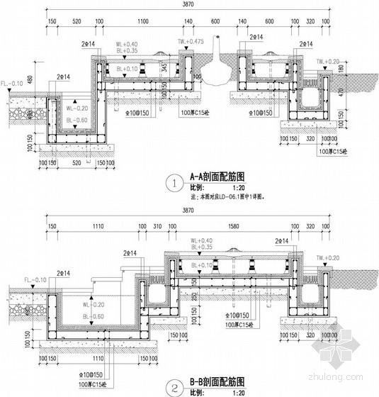 [深圳]高端私人别墅景观细节扩初设计方案(独家原创)-施工详图
