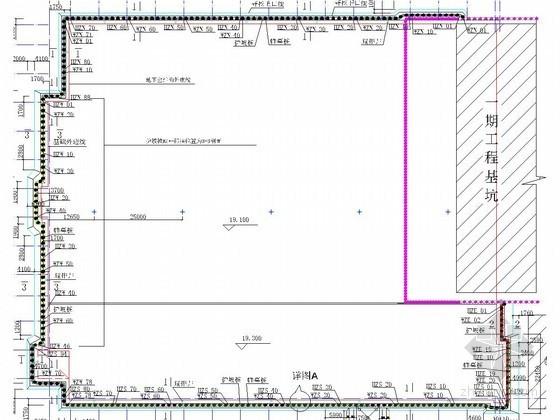 [北京]20米深基坑土钉墙结合桩锚支护施工方案(CAD图 计算书)
