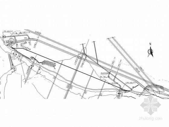 [四川]水电站导流洞工程钻孔与灌浆施工图