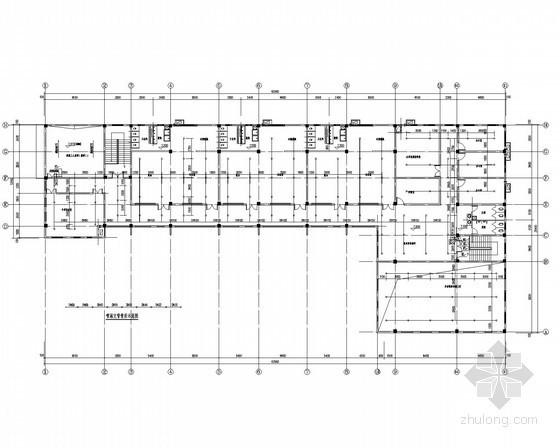 [浙江]三层幼儿园建筑给排水施工图