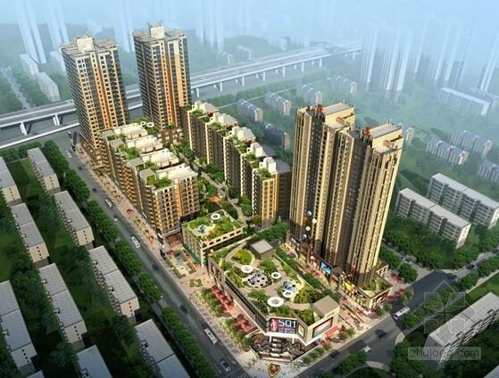 [深圳]商业项目钢筋工程分包合同