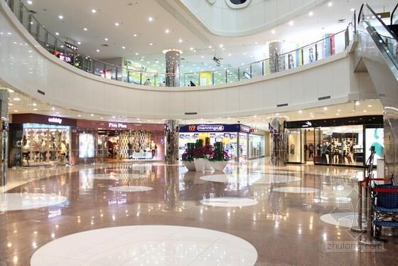 [广东]综合商场工程造价指标分析