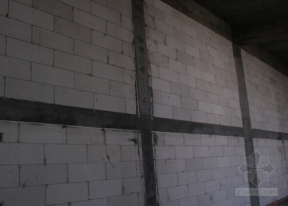 [QC成果]蒸压加气混凝土砌块墙体质量控制