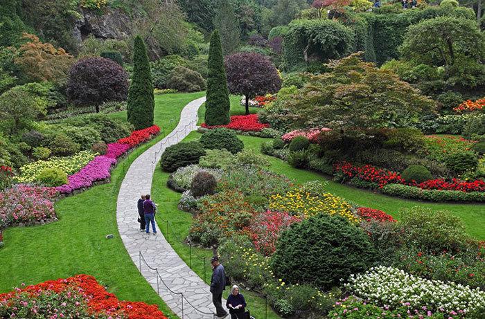 园林景观植物配置设计要点总结