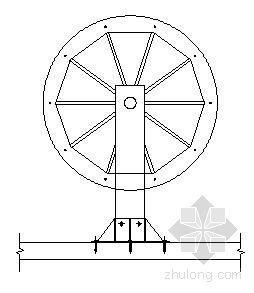 水车施工图