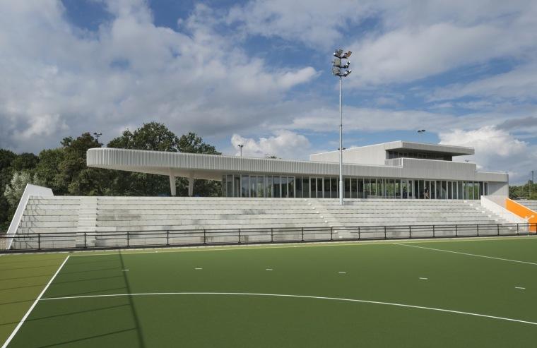 荷兰Oranje-Rood曲棍球俱乐部会所