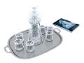 玻璃容器3D模型下载