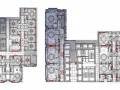 [浙江]中央商务区现代五星级休闲商务酒店室内设计方案