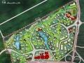 [重庆]山地居住区地块项目概念性规划设计方案