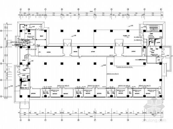 [广西]大型数据机房全套电气图纸(甲级通信院设计)