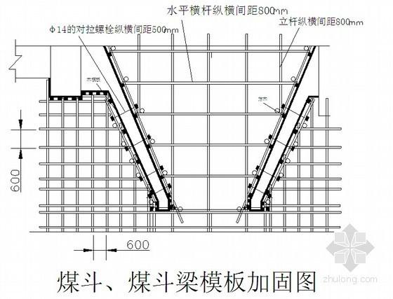 热电厂扩建工程地下室部分施工方案(44页)