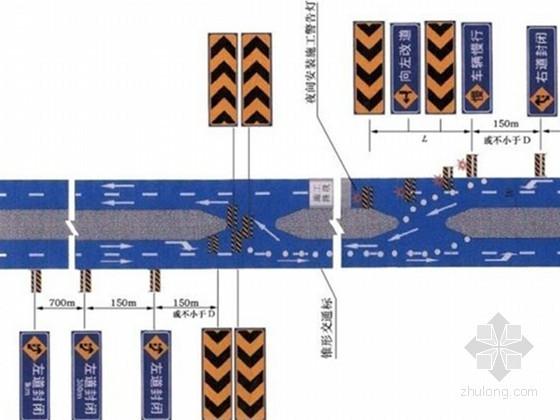 高速公路改扩建设计案例分析及常见问题解析213页