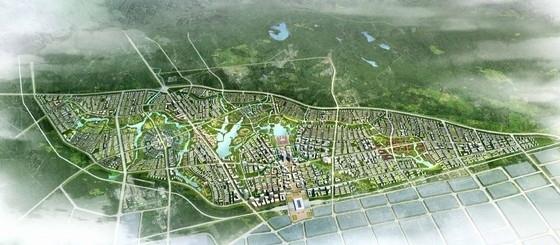 [陕西]城市规划及单体设计方案文本