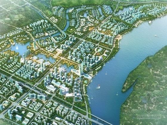 [广东]佛山新城区控制性规划方案文本