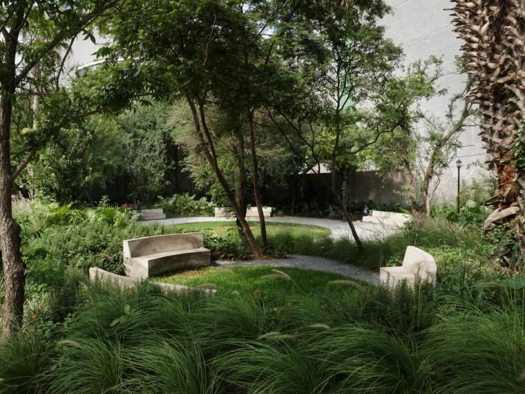 墨西哥市民花园