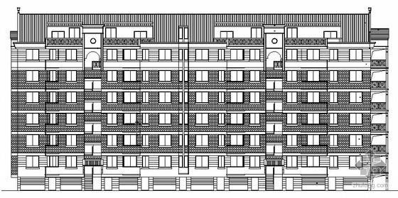 某六层建筑设计施工图