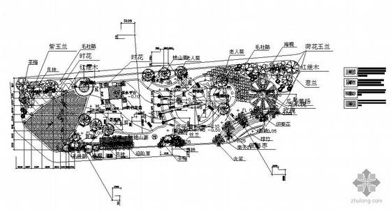 售楼部园林景观工程全套施工图