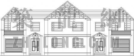 二层别墅方案设计