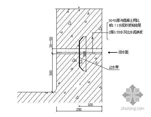 天津某住宅BAC防水卷材防水施工方案