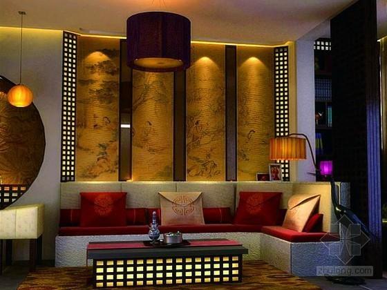 现代中式风格家居