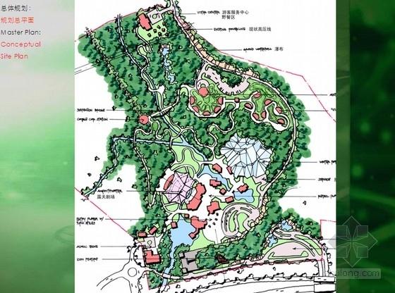 [深圳]生态旅游区入口详细规划设计方案