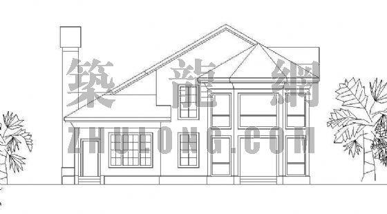 经典小型别墅方案系列2