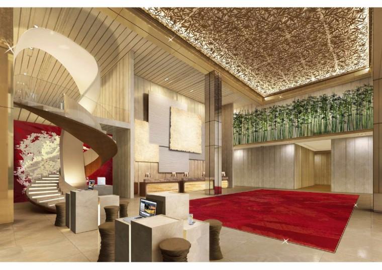 HBA-重庆铂尔曼酒店空间概念设计方案文本(JPG)
