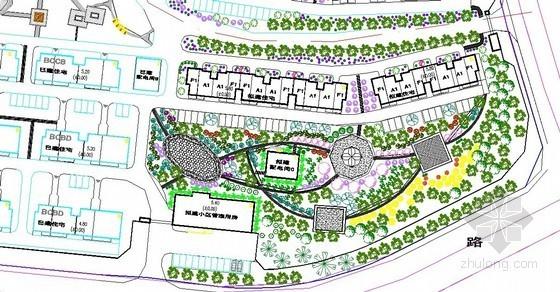 [江苏]2013年某拆迁安置房小区二期项目建筑景观绿化工程量清单预算(配套施工图及编制说明)