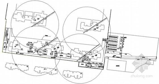 [安徽]高層住宅小區施工組織設計(平面圖、進度計劃)