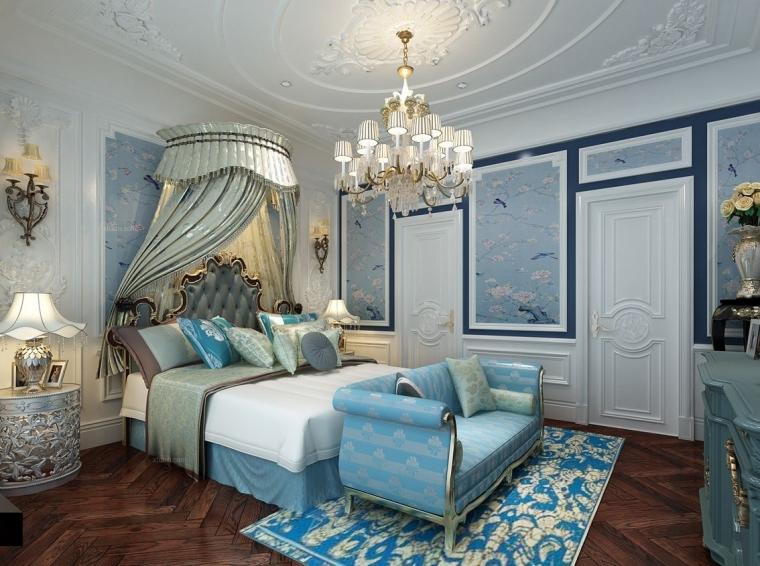 双流东立国际套三装修:卧室地面铺实木地板的好处