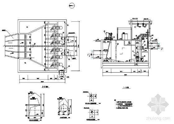 泵房工艺设计图