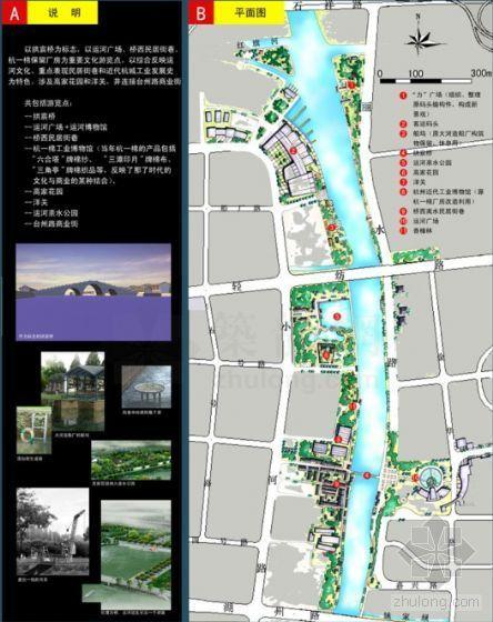拱墅区运河文化旅游线规划概念设计方案-2