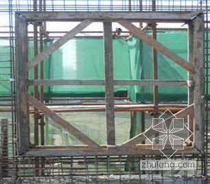 天津某定向安置住宅小区模板工程施工方案