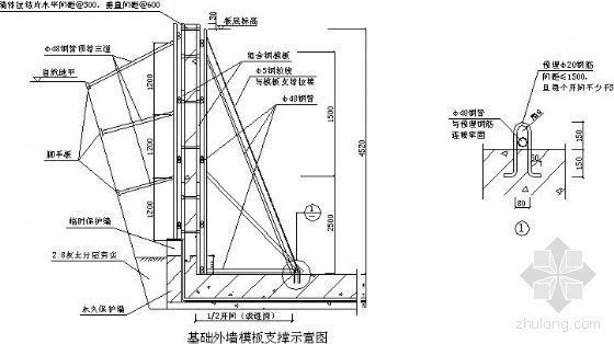 北京某高层公寓施工组织设计(争创长城杯)