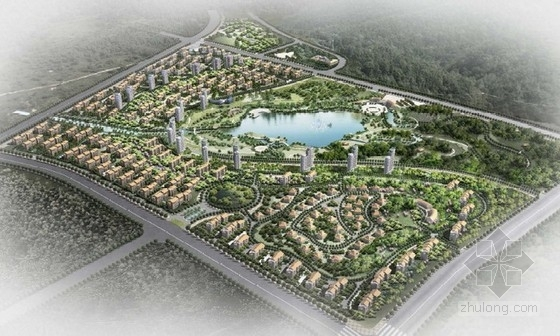 [辽宁]城市规划及单体设计方案文本