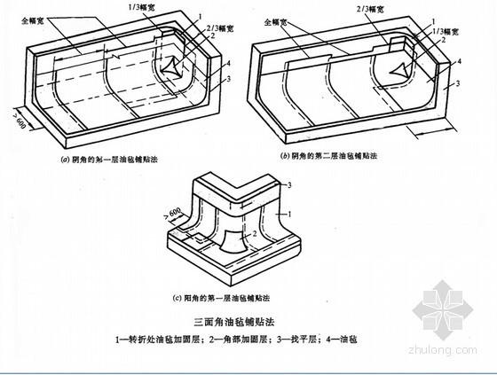 [重庆]住宅楼工程防水工程施工方案