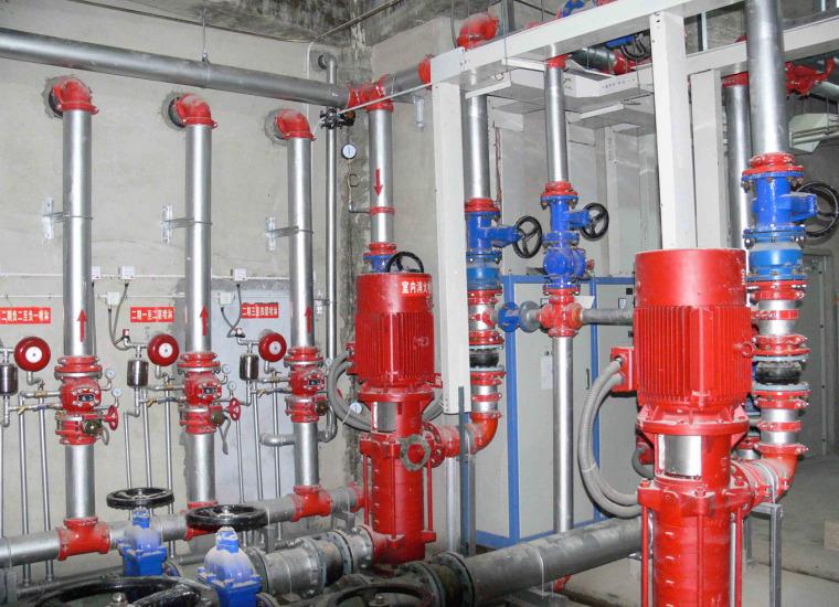 消防给水、消火栓、自喷系统安装间距汇总