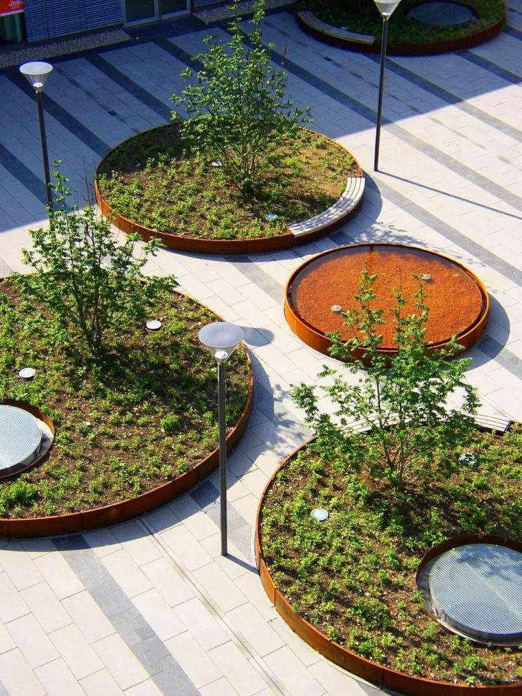 农业展示景观设计资料下载-景观设计师的转圈圈自有一套秘诀!