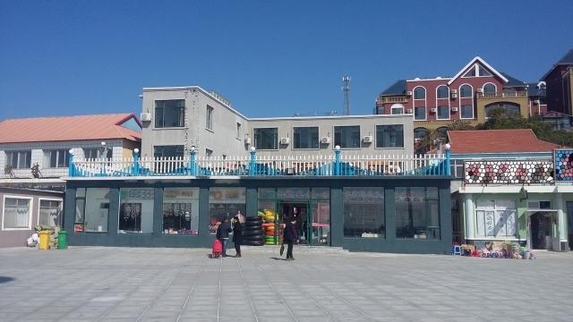 让人过目不忘的丹东獐岛休闲度假民宿设计效果图美美哒