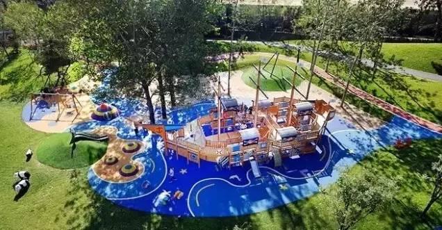 带孩子去儿童游乐场怎么玩?要注意什么❓