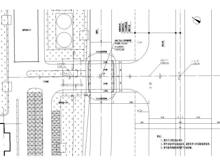 单跨16m简支先张法预应力钢筋混凝土空心板梁桥施工图按设计