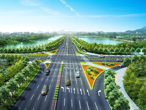 土木工程(道路方向)毕业设计两阶段初步设计