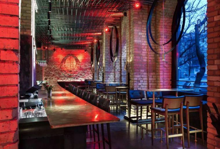 外国人设计的中餐馆竟也这么好看_4