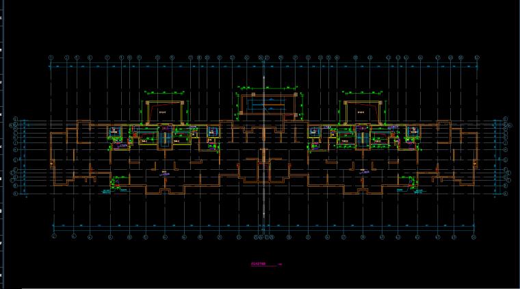 【弱电智能化】苏州某高层住宅楼弱电智能化项目施工图_2