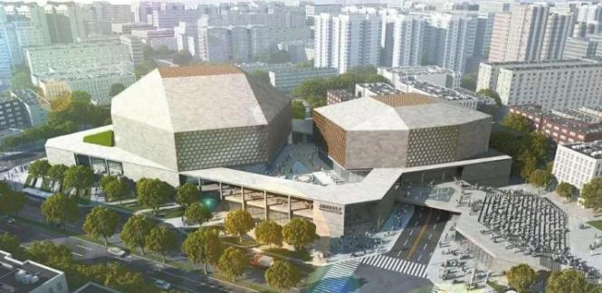 [BIM应用]BIM助力成都城市音乐厅建设