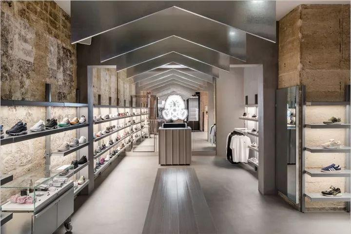 现代意义上的商业空间设计趋向