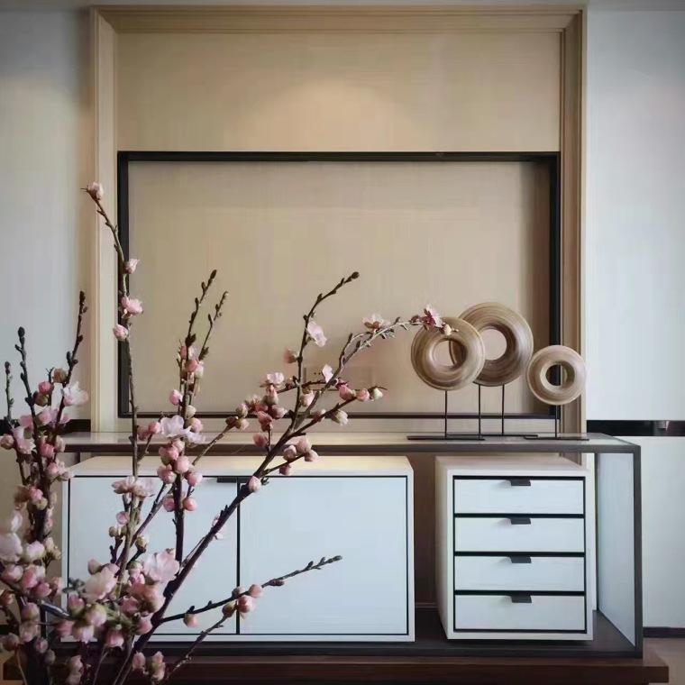 雅致家具(深圳)有限公司-华侨城地产武汉的案子,手机实景第1张图片
